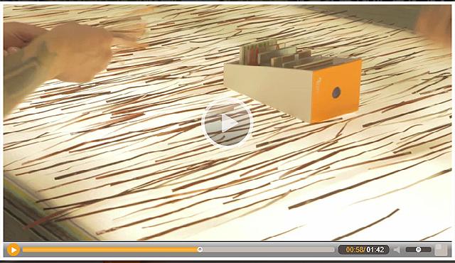 3form Cool Samplings Video