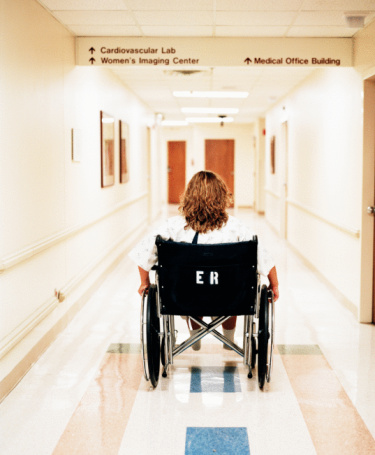 hospital wayfinding