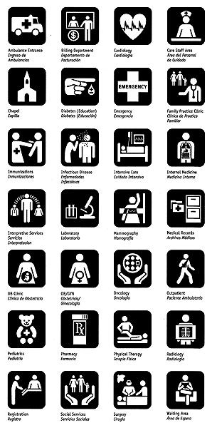 Universal Healthcare Symbols